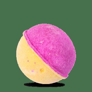 Bath Bomb Citrus Premium Vegan Organic Natural