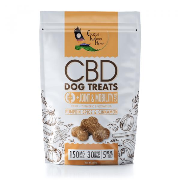 CBD Dog Treats Joint and Mobility Care Premium Vegan Organic Natural