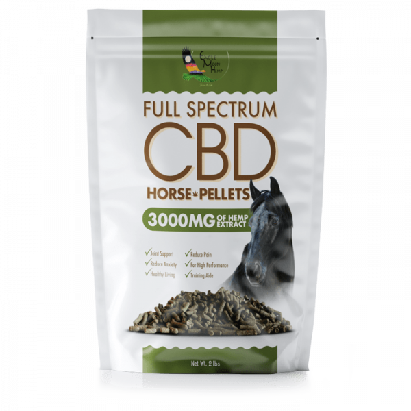 Best CBD Horse Pellets