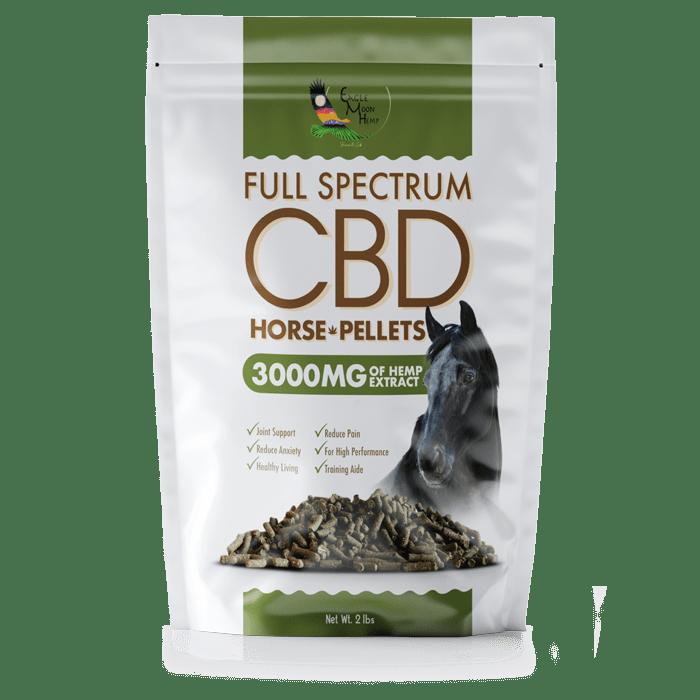 Best CBD Horse Pellets