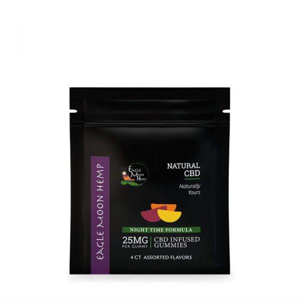 MG Gummies 4 CT PM Organic Natural Pure Potent Premium