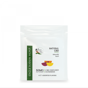 200mg of CBD Gummies Pack