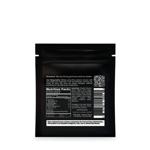 CBD For Sleep Night Time Gummies In 25mg / 50mg