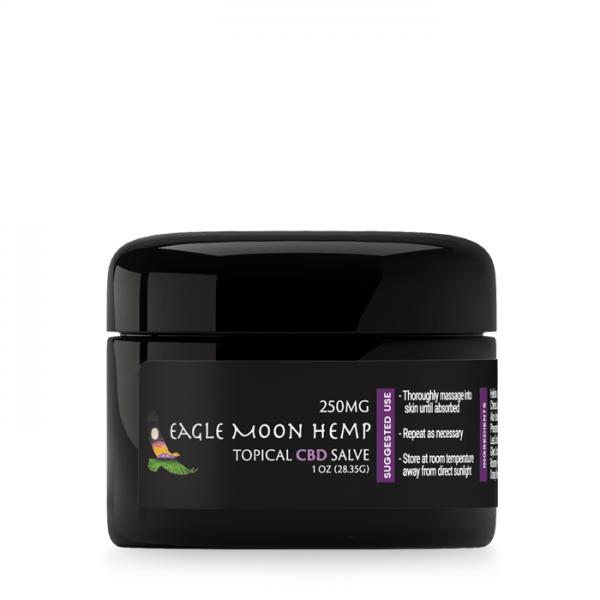 CBD Salve Organic Natural Pure Potent Premium