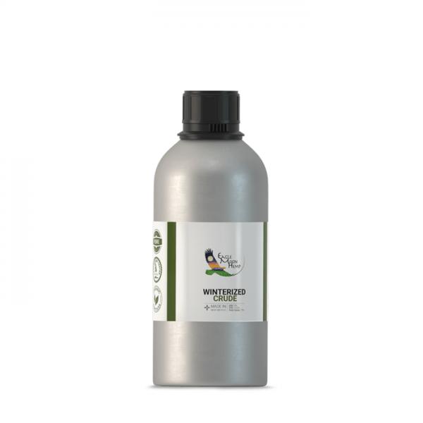 Crude Small Front Premium CBD Organic Natural Vegan