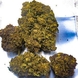Purple Boax Premium CBD SMOKABLE HEMP FLOWER Organic Natural Vegan