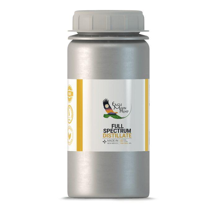 Bulk Premium Full Spectrum CBD Distillate