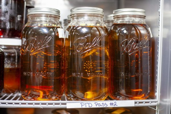 CBD Distillate Full Spectrum