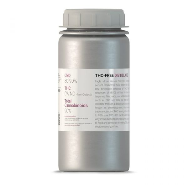 THC Free Distillate