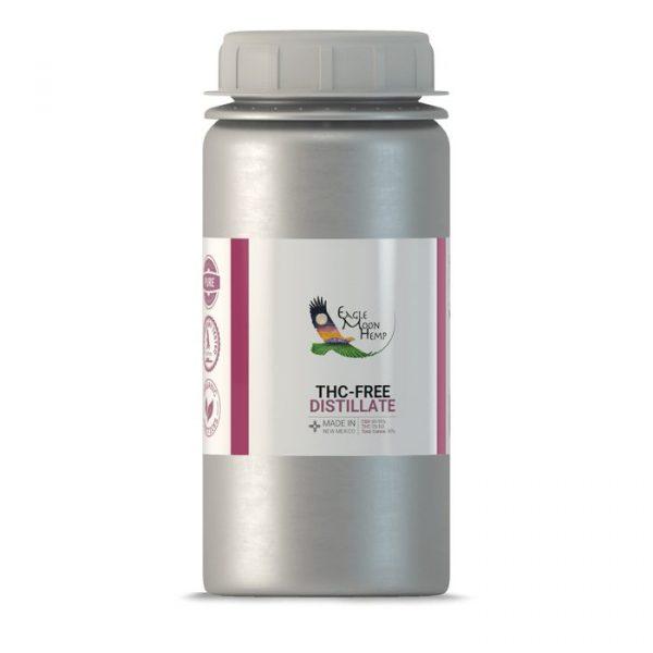 THC Free CBD Distillate In Bulk