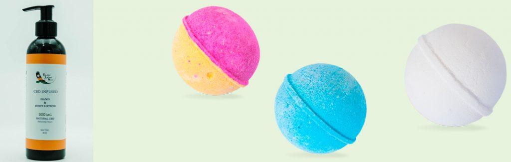 CBD Bath Products