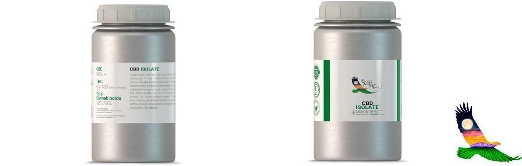 cbd isolate powder