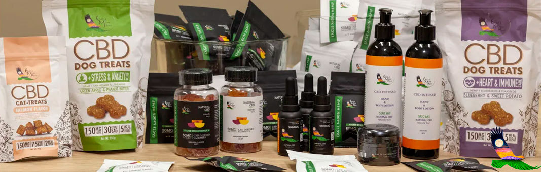 A Large Variety Of Hemp Products To Buy