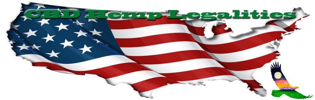 THC & Hemp Legality By State USA