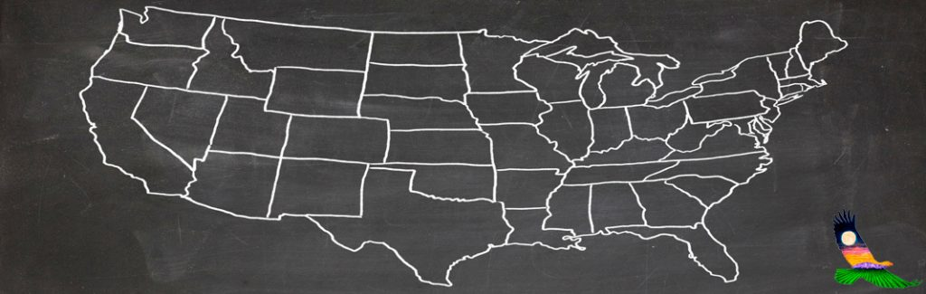 Find Out About Hemp & THC By State