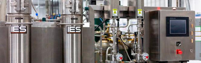 CO2 Hemp Extraction Lab