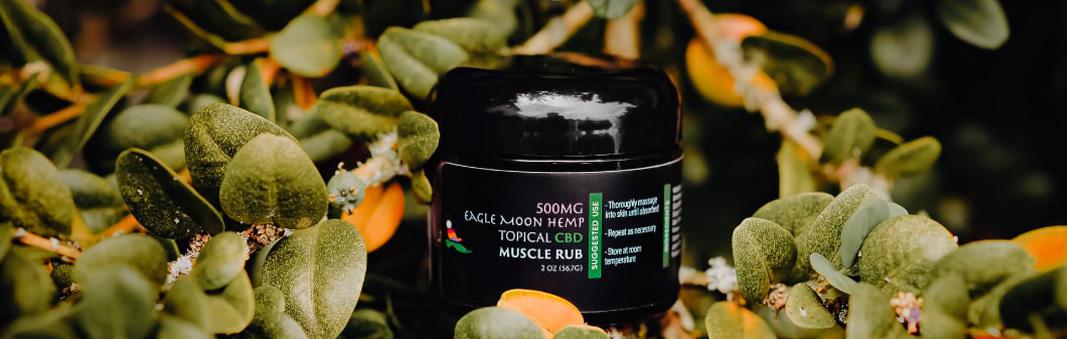 CBD Muscular Pain Cream