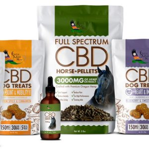 CBD Pet Treats & Supplements